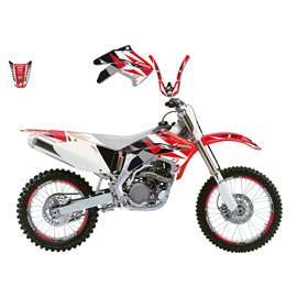 BLACKBIRD SADA POLEPŮ HONDA CRF 450R '02-'04 DREAM3