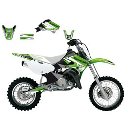 BLACKBIRD SADA POLEPŮ KAWASAKI KX65 '00-'14 (15) DREAM 3