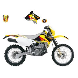 BLACKBIRD SADA POLEPŮ SUZUKI DRZ 400 '00-'14 (15) DREAM 3