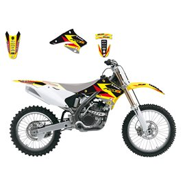 BLACKBIRD SADA POLEPŮ SUZUKI RMZ 250 '04-'06 DREAM 3