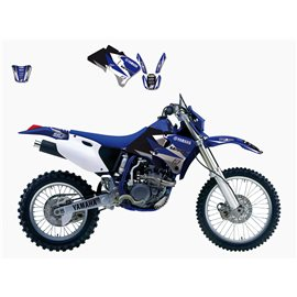 BLACKBIRD SADA POLEPŮ YAMAHA WR250/400/426 '98-'03 (15) DREAM 3