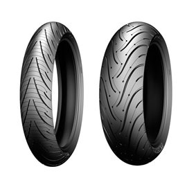 PNEU MICHELIN 110/70ZR17 PILOT ROAD 3 (54W) TL M/C